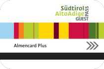 Südtirol Guest Pass - ALMEN CARD PLUS